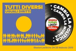 SEL 2013 LP DIRITTI